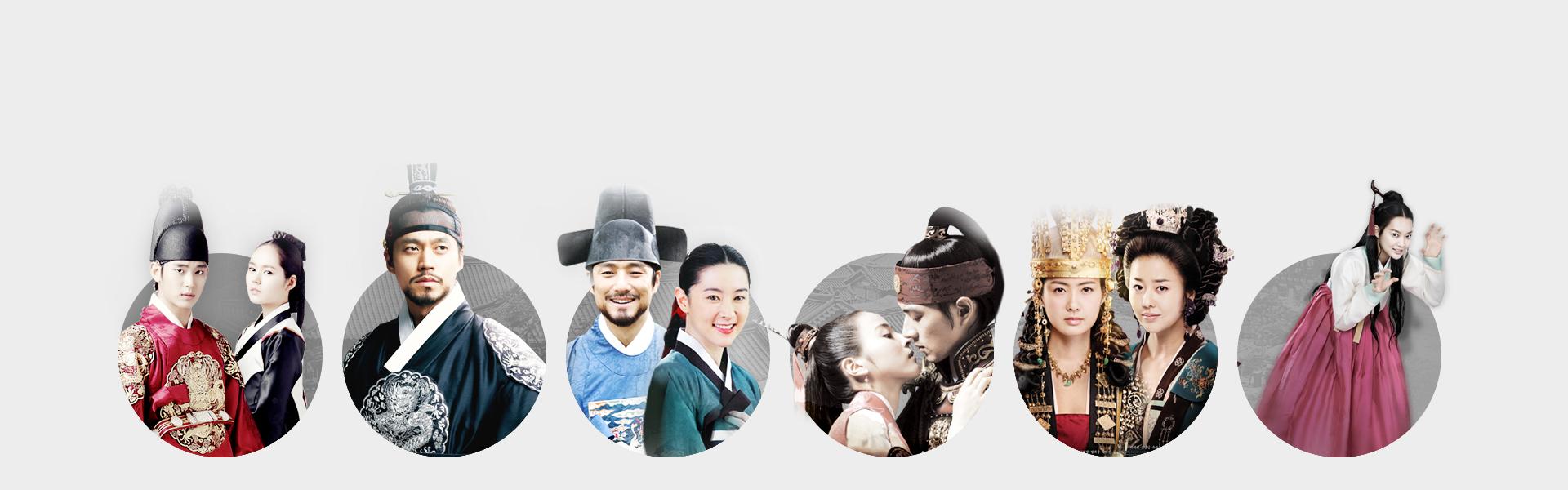 대장금, 주몽, 선덕여왕, 동이, 이산, 해를 품은 달, 구가의 서, 기황후, 화정 등<strong>MBC의 주옥같은 작품 탄생지</strong>